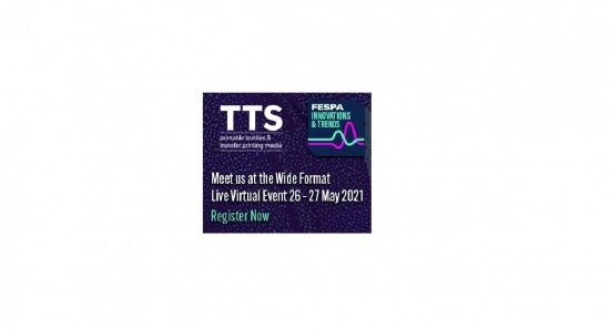 News image TTS attends FESPA Innovations and Trends Live Virtual Event