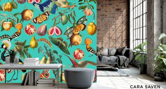 News image New: seamless PVC-free photo wallpaper for UV and Latex printing