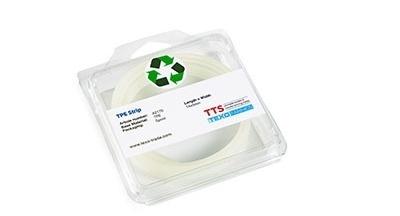 Nieuws afbeelding TPE pees van 100% gerecycled materiaal