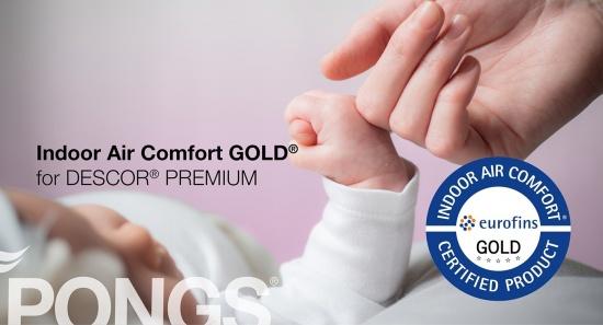 Image d'actualité Descor Premium à une meilleure qualité de l'air intérieur!