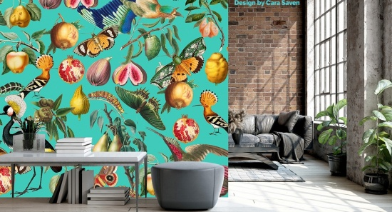 News image MuroSubli® the PVC-free textile wallpaper for sublimation