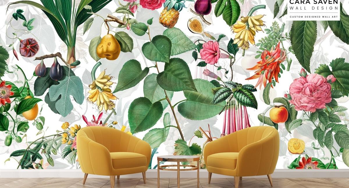 Main image MuroSubli® the PVC-free textile wallpaper for sublimation