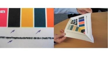 Image principale SX30TA Tacky Paper ( papier collant ) en laize 111cm
