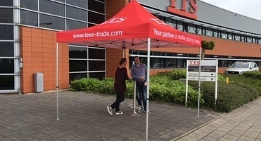 Main image Create 3m wide tent structures out of one piece