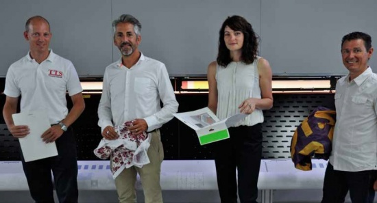 News image TTS and Figarol join forces in 5 m wide sublimation market