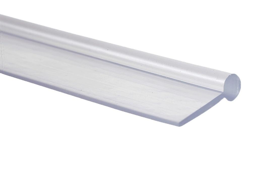 Hoofdafbeelding Round strip PVC flag